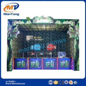 Interactive Shooting Simulator Game Machine Hunting for Game Center pictures & photos