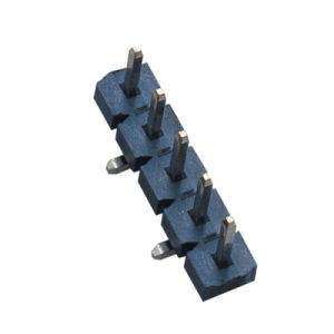 3.96 Pin Single Row Header Board to Board Connector pictures & photos