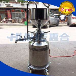 China Sanitary Vertical Colloid Mill pictures & photos