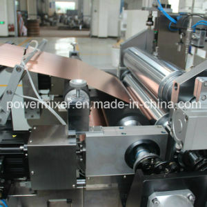 Lithium Battery Vertical Type Single (double) Surface Coating Machine pictures & photos
