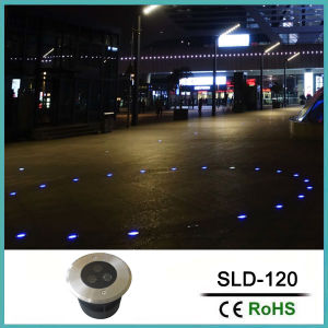 8W Waterproof LED Underground Lamp Lighting pictures & photos