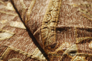 290GSM Jacquard Chenille Fabric (FTH31189) pictures & photos