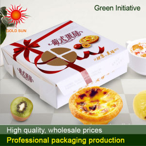 Food Box Packaging with Antifogging Window (K133) pictures & photos