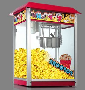 8 Oz Luxury Popcorn Machine, Industrial Popcorn Machine, Popcorn Maker pictures & photos
