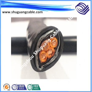 Low Smoke/Halogen Free/PE Insulated/Cu Tape Screened/Soft/PE Sheathed/Computer Cable pictures & photos