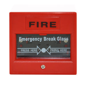 Asenware Conventional Alarm System Fire Break Glass Call Point pictures & photos