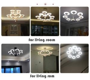 Design Home Depot Modern LED Pendant Chandelier Lamp Lighting for Bedroom, Living Room pictures & photos