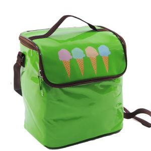 Promotional Ice Cream Printed Picnic Cooler Bags pictures & photos