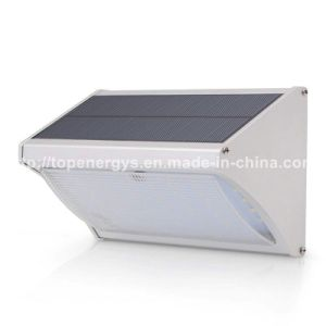 Microwave Motion Radar Sensor IP65 8W 56LEDs Solar LED Wall Light pictures & photos