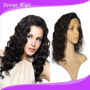 Good Selling 100% Virgin Remy Indian/Brazilian/Peruvian/European Human Hair Wig Wholesale pictures & photos