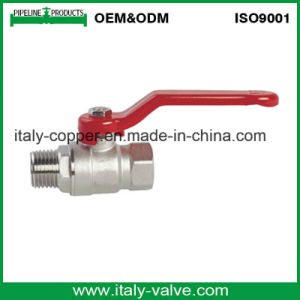 Quality Guarantee Brass Forged Water Ball Valve (AV1013) pictures & photos