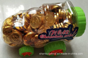 F1 Car Bottle Chocolate Coin 2.2g pictures & photos