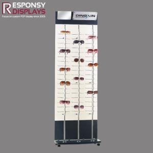 Acrylic Retail Floor Display Stand Eyewear Display Tray pictures & photos