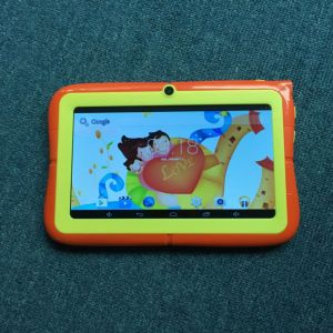 Android 5.1 Quad Core 7 Inch Child Tablet PC with Bluetooth WiFi Camera 1GB RAM 8GB ROM pictures & photos