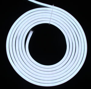 China Ultra Thin Flexible Color Changing IP68 SMD 5050 LED Neon Flex pictures & photos