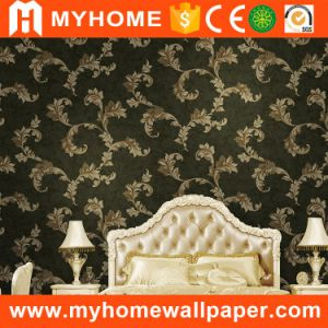 China Wholesale Cheap Price Home Vinyl Wall Paper Wallpaper Guangzhou pictures & photos