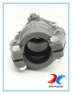 PVC Pn10 Multi-Functional Coupling for Water Supply pictures & photos