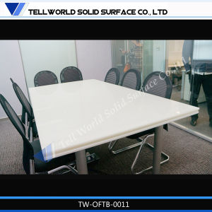 Office Furniture White Conference Table for Sale pictures & photos