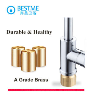Cheap Price Modern Brass Material Kitchen Faucets/Taps (BM-20428) pictures & photos