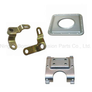 High Quality Stamping Part with Customized Surface Treated pictures & photos