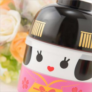 BPA Free Cute Doll Lunch Box Bento Box 20008 pictures & photos
