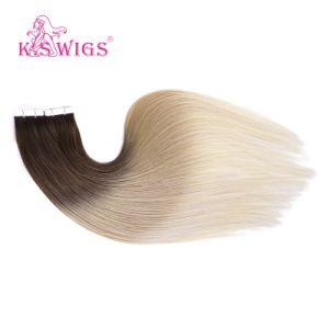 Top Grade Virgin Human Hair Extension, Remy Brazilian Hair pictures & photos