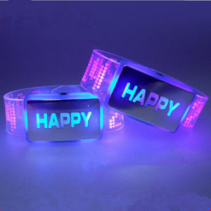 Lighting Touch Screen Christmas LED Wrist Promotional Gift Watch (DC-1012) pictures & photos
