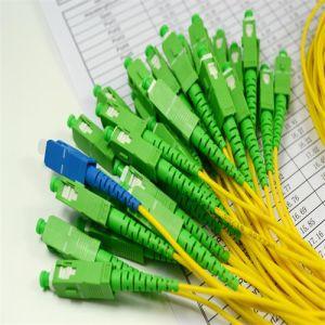 1 X 32 PLC Optical Fiber Splitter with Sc / APC Connector pictures & photos