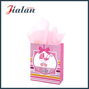 Custom Logo Gift Packaging Cheap Pantone Printed Paper Bags pictures & photos