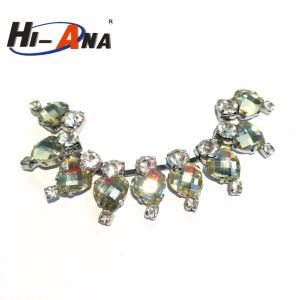 Accept Custom Top Quality Customization Hot Selling Crystal Rhinestone Chain pictures & photos