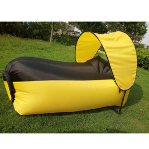 Pink Fabric Inflatable Airmattress Pool Float pictures & photos