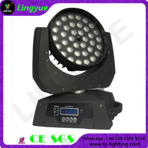 China 36X10W RGBW Wash LED Moving Head Beam pictures & photos