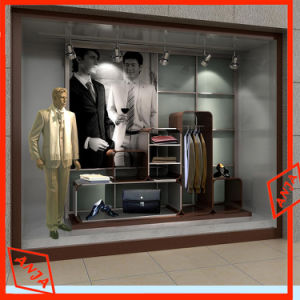 MDF Clothing Display Table for Trade Show pictures & photos
