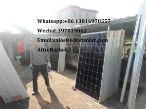 High Efficiency 300W Mono Solar Panels with CE, TUV Certificates pictures & photos