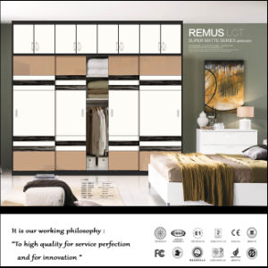 Modern Wardrobes with Sliding Doors (ZHUV) pictures & photos