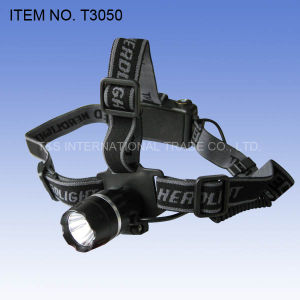 3w LED Headlamp (T3050) pictures & photos