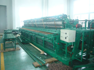 Fishing Net Machine Pitch: 32mm Shuttle: 160 Spool Dia: 425mm pictures & photos
