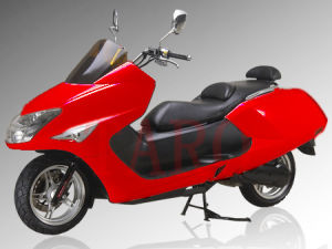 Cruiser Gas Scooter (Red) (HY150T-A)