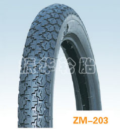 Motorcycle Tyre Zm203