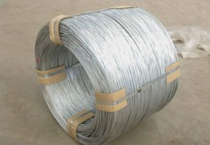 Galvanized Iron Wire for Binding pictures & photos