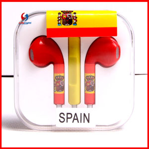 New Design Earphone with Mi and Remote Control pictures & photos