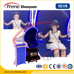 9d Vr with Egg Chair Cinema 9d pictures & photos