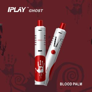 Iplay Ghost Brand New 500 Puffs Vaporizer Pen E-Cigarette pictures & photos