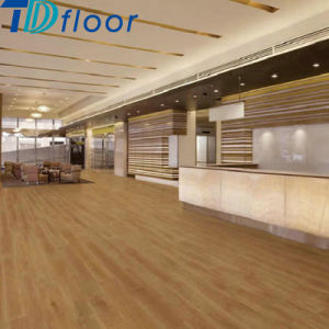 PVC Vinyl Floor Wood Surface Vinyl Plank Flooring pictures & photos