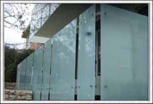Acid Etched Tempered Glass Toughened Glass pictures & photos