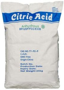 Citric Acid Anhydrous pictures & photos
