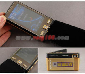 Gold Mobile with Dual SIM Working