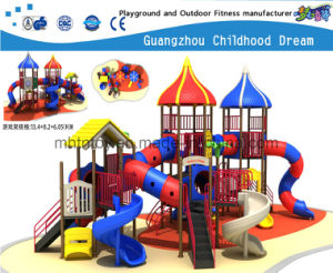 Popular in Europe Outdoor Play Set Children Playground Equipment (H14-0845) pictures & photos