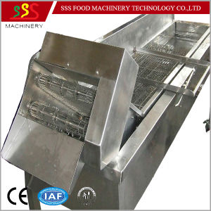 Kfc Automatic Continuous Press Potato Chips Chiken Frying Machine