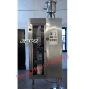 Automatic Liquid Filling Sealing PE and Laminating Film Making Machine for Milk and Semi Liquid pictures & photos